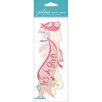 Jolees NOTM242113 - Jolee's Boutique Title Wave Dimensional Stickers