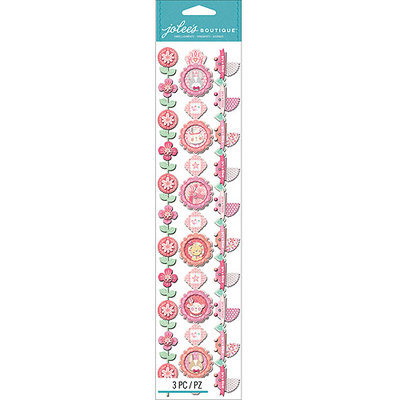 Jolees NOTM242053 - Jolee's Boutique Dimensional Stickers