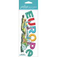 Jolees NOTM242696 - Jolee's Boutique Title Wave Dimensional Stickers
