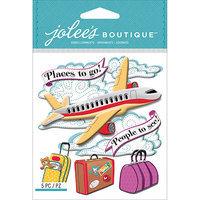 Jolees NOTM242641 - Jolee's Boutique Dimensional Stickers