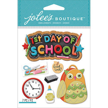 Jolees NOTM242266 - Jolee's Boutique Dimensional Stickers