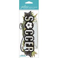 Jolees NOTM242567 - Jolee's Boutique Title Wave Dimensional Stickers