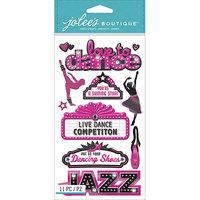 Jolees NOTM242419 - Jolee's Boutique Dimensional Stickers