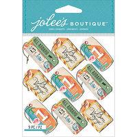 Jolees NOTM242658 - Jolee's Boutique Mini Repeats Dimensional Stickers
