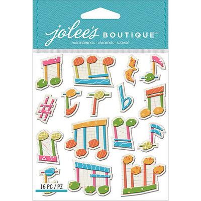 Jolees NOTM242295 - Jolee's Boutique Mini Repeats Dimensional Stickers