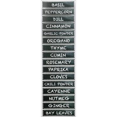 Sticko E5272026 Sticko Chalk Stickers-Spices