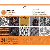 Martha Stewart Mat Pad 24/Pkg-Gothic Lace