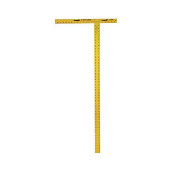 Empire Level 27241048 48 Inch Yellow Drywall Square