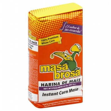 KeHe Distributors 83218 MASA BROSA MASA FLOUR - Pack of 10 - 32 OZ