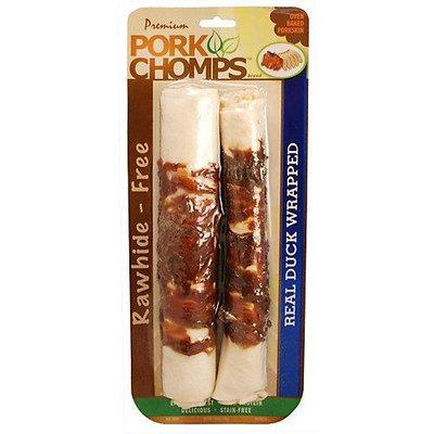 Scott Pet Products Premium Duck-Wrapped Pork Chomps