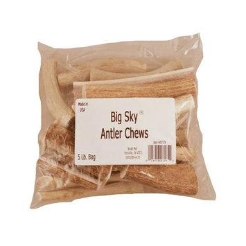 Scott-pet Scott Pet Products Big Sky Antler Chews 5-Lb. Mixed Bag