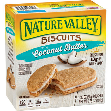 Nature Valley™ Coconut Butter Biscuit Sandwiches