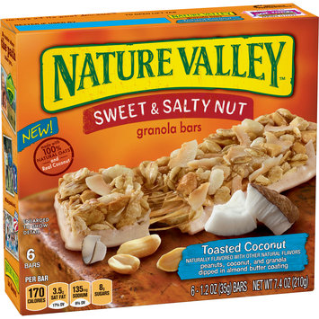 Nature Valley™ Sweet & Salty Granola Bars Toasted Coconut