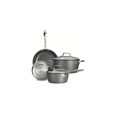 Tramontina Gourmet Hard Anodized 6-Piece Non-stick Cookware Set