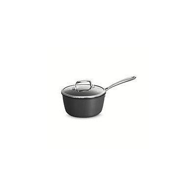 Tramontina Gourmet Hard Anodized 3-Quart Non-stick Covered Sauce Pan