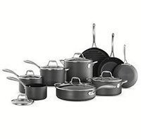 Tramontina Hard Anodized 15PC Cookware Set
