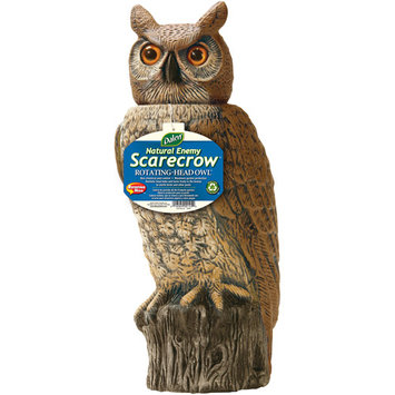 Dalen Gardeneer Rotating Head Great Horned Owl