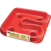 Dalen Products Tomato Tray in Red
