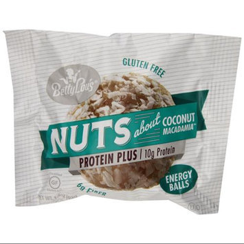 Betty Lou's Energy Balls Nuts about Coconut Macadamia 12 Balls
