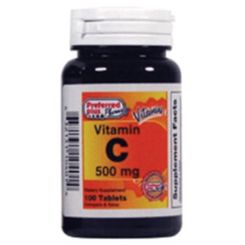 Pharbest Vitamin C Nutritional Supplement 500 mg