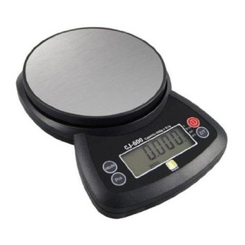 My Weigh SCCJ600BK Compact Jewelry Scale