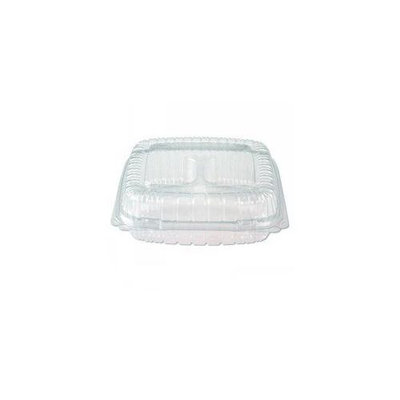 Pactiv Corporation Pactiv Clear Plastic Hoagie Container, 250 Containers (PACYCI81048)