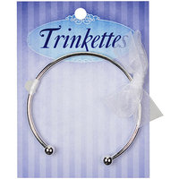 Cousin T346BNGL Trinkettes Metal Bangle 1/Pkg