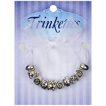 Cousin Trinkettes - Metal Beads 10pc Girl Mix