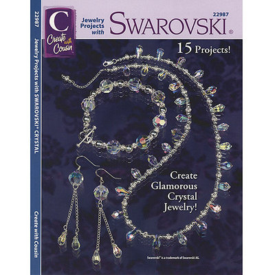 Wmu Cousin Corporation Books-Jewelry Projects W/ Swaro
