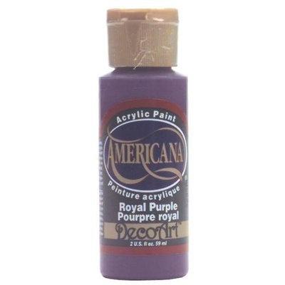 Mobitech Deco Art Americana Acrylic Paint 2 oz-Royal Purple