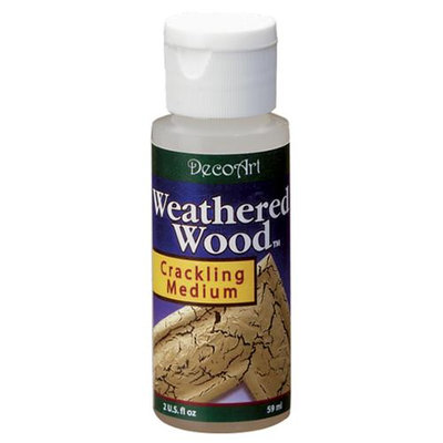 Deco Art Americana Weatherd Wood Medium -2 Ounce