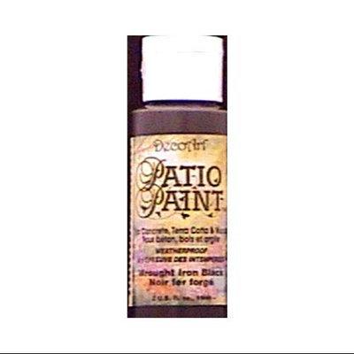 Deco Art DCP-21 Patio Paint 2 Ounces-Wrought Iron Black
