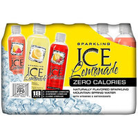 Sparkling ICE Lemonades Variety Pack