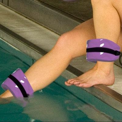 Texas Recreation Super Soft Ankle Wraps Blue