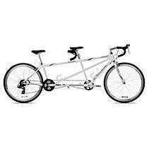 Kent Intl 00400 Giordano Viaggio Tandem Road Bike White Pearl