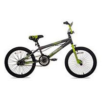 Kent Intl Kent Razor Nebula Boy's Freestyle Bike, Green - 20