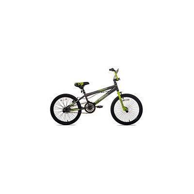 Kent Intl Kent Razor Nebula Boy's Freestyle Bike, Green - 20