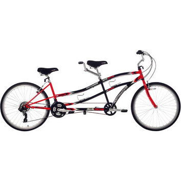 Kent International Northwoods Mens Dual Drive Tandem Red (26)