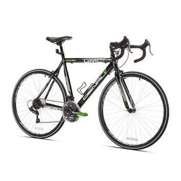 Kent International Inc GMC Denali Black Green 700c Road Bicycle with 25