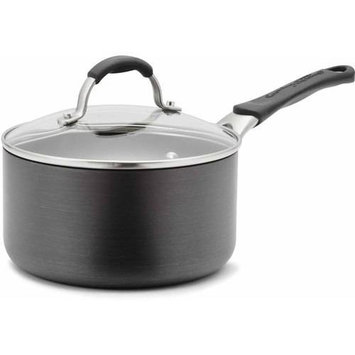 Cooking With Calphalon 2-Qt. Hard-Anodized Covered Saucepan