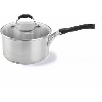 Cooking With Calphalon 2-Qt. Stainless Steel Covered Sauce Pan