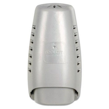 The Dial 04395 Wall Mount Air Freshener Dispenser 3 21/32 X 3 1/4 X 7 1/4 Gray