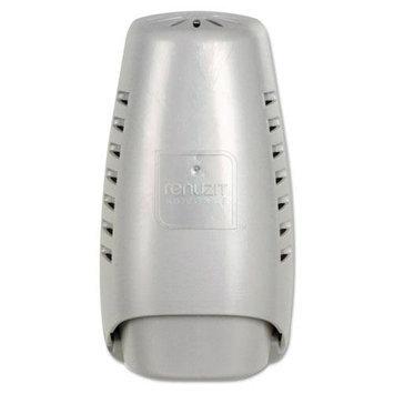 The Dial 04395 Wall Mount Air Freshener Dispenser 3 21/32 X 3 1/4 X 7 1/4 Gray