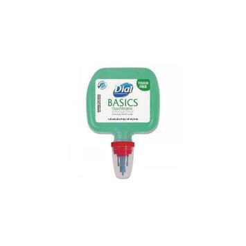 The Dial 99150 Duo Basics Foaming Hand Soap Green 1250 Ml Cassette Refill 3/carton