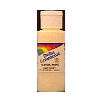 Delta Creative Ceramcoat Acrylic Paint 2 Ounces-Burnt Sienna/Semi