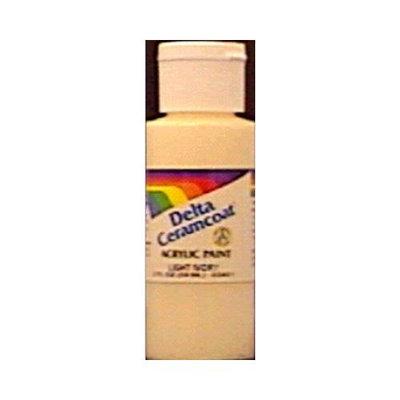 Delta Creative Ceramcoat Acrylic Paint 2 Ounces-Dark Brown/Opaque
