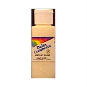 Delta Ceramcoat Acrylic Paint 2 Ounces-Cardinal Red/Tran