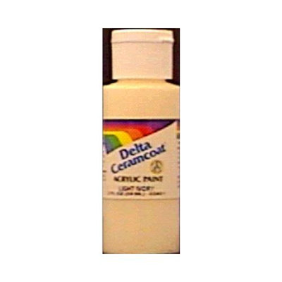 Delta Creative Ceramcoat Acrylic Paint 2 Ounces-Candy Bar Brown/Opaque