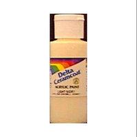 Delta Creative Delta 640090 2 Ounces Ceramcoat Acrylic Paint - Charcoal-Opaque