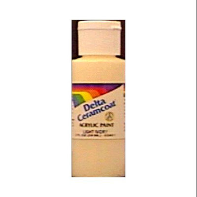 Delta 640111 2 Ounces Ceramcoat Acrylic Paint - Cactus Green-Opaque